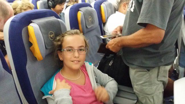 Los aviones de Lufthansa