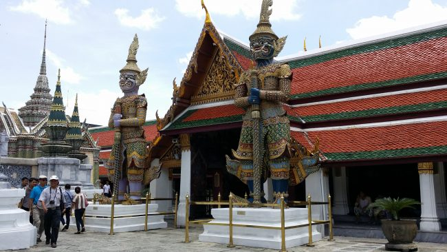 Bangkok imprescindible