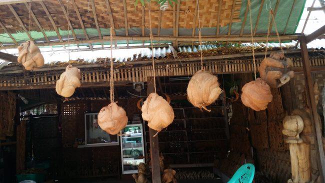 Tiendas de Bagan