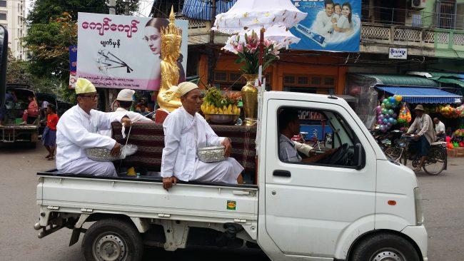 Las ciudades más feas de Myanmar