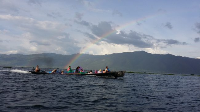 La belleza incomparable del Lago Inle