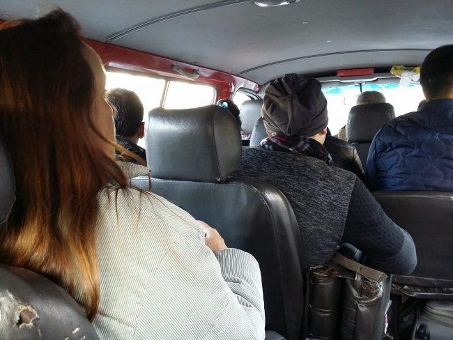 El medio más barato de hacer excursiones en Líbano