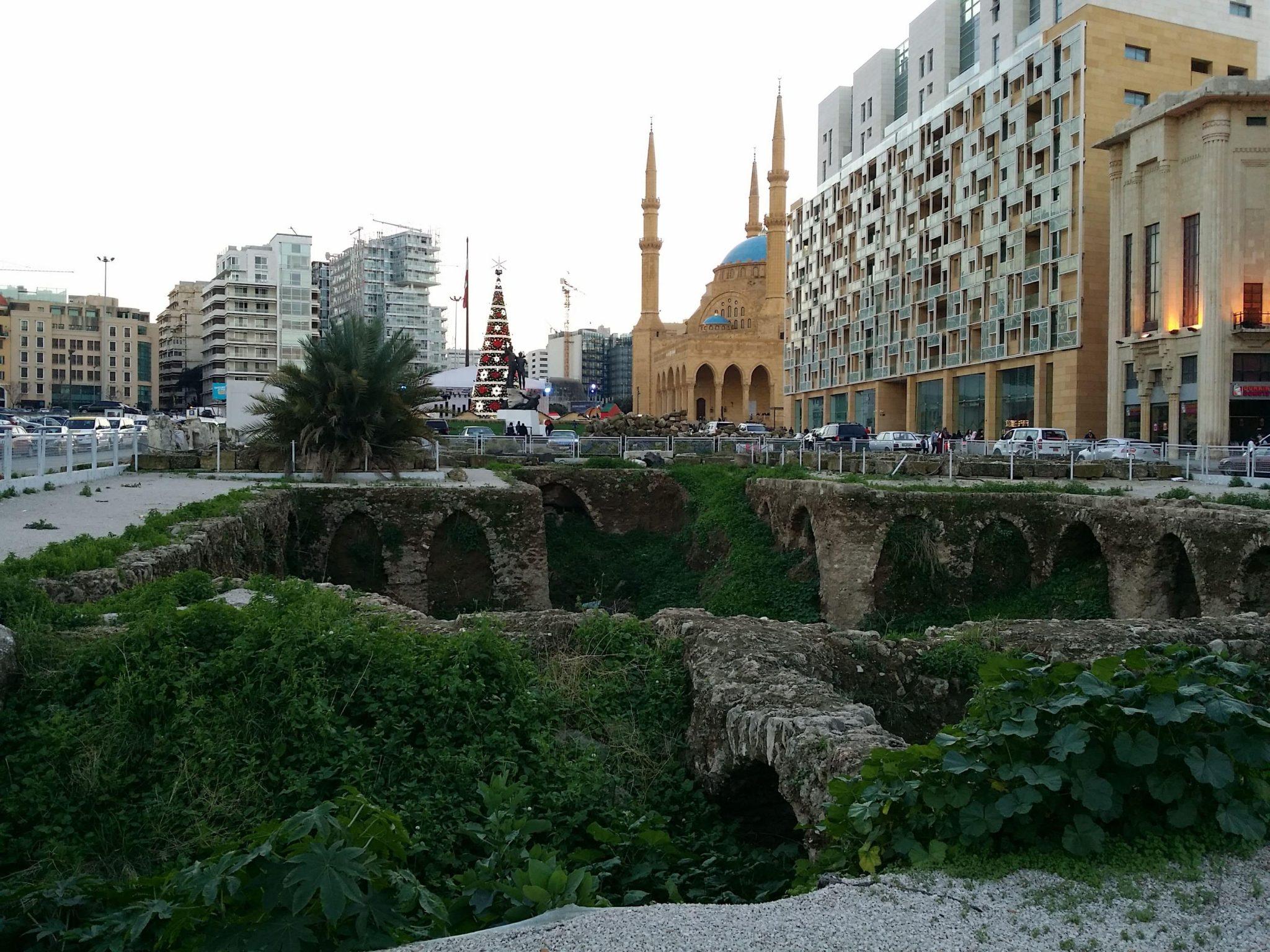 Atractivos de Beirut