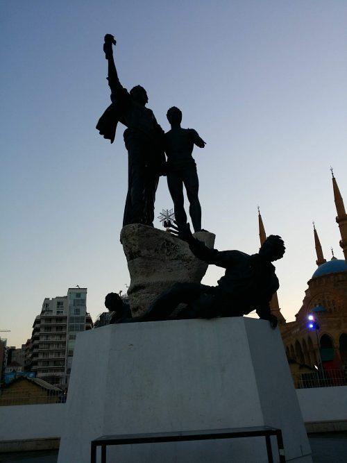 Lugares más turísticos de Beirut