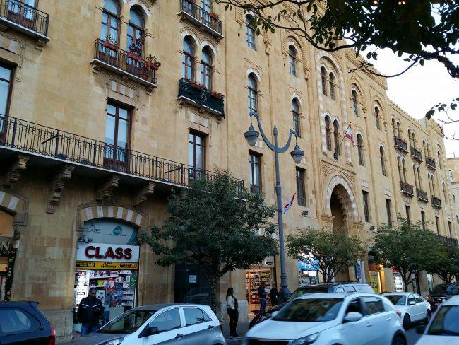 Edificios Históricos de Beirut