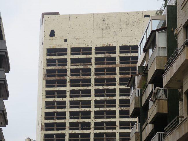 Edificios emblemáticos de Beirut