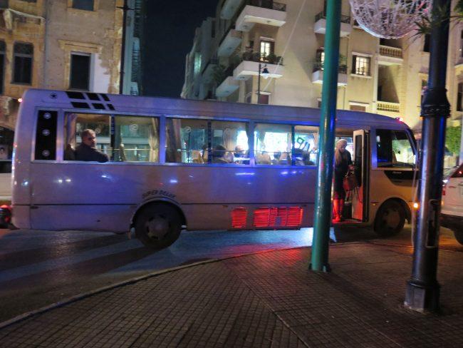 Precio Transporte Líbano