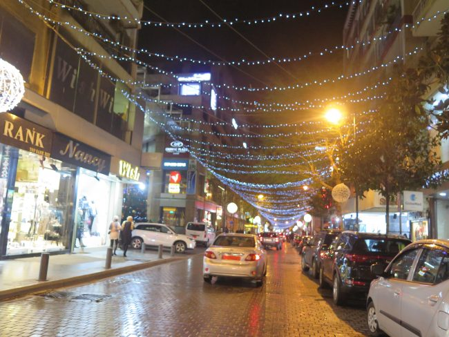 Los mejores restaurantes para no arruinarse en Beirut