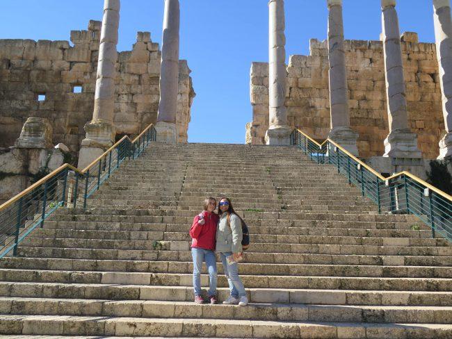 Información precisa para viajar a Líbano