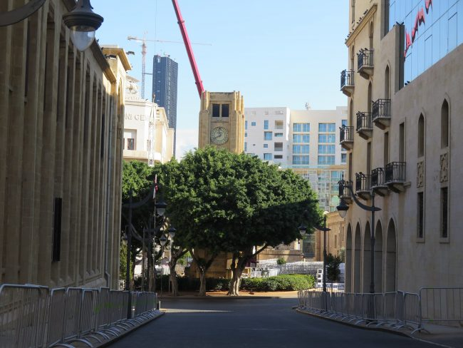 Capital de Líbano