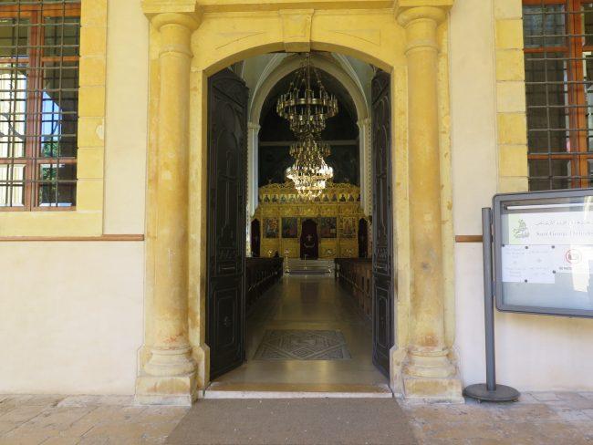 Edificios Religiosos de Beirut