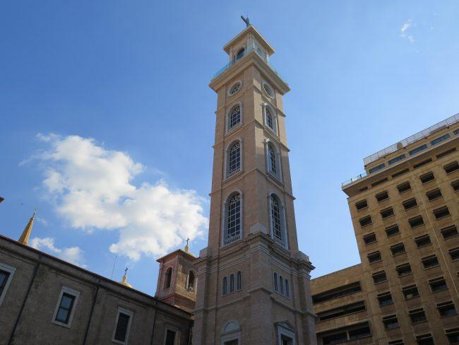 Catedrales católicas de Beirut