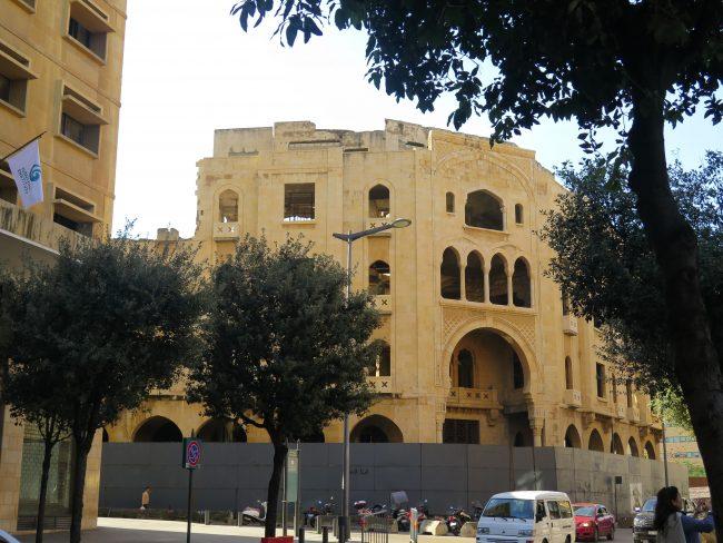 Beirut borra las huellas de la Guerra