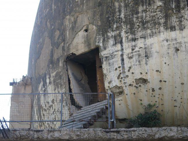 La cúpula de Beirut