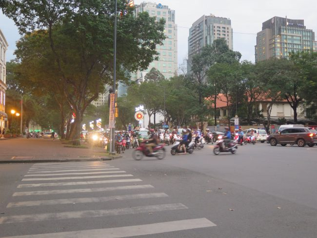 Transporte Público en Ho Chi Minh