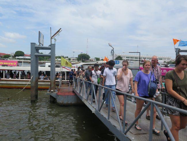 Río de Bangkok