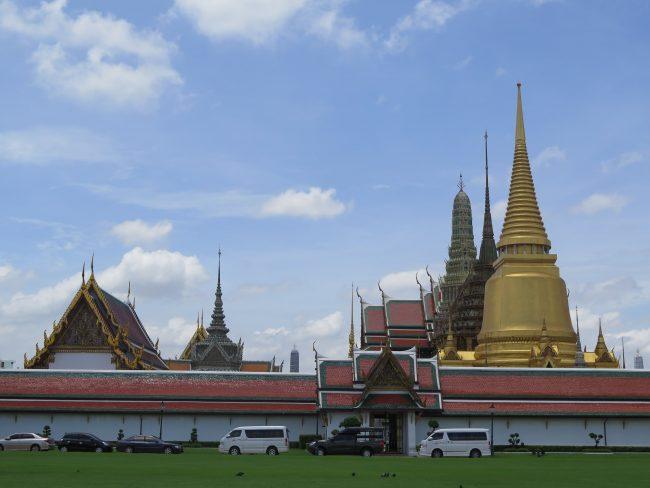 Visitas imprescindibles en Bangkok