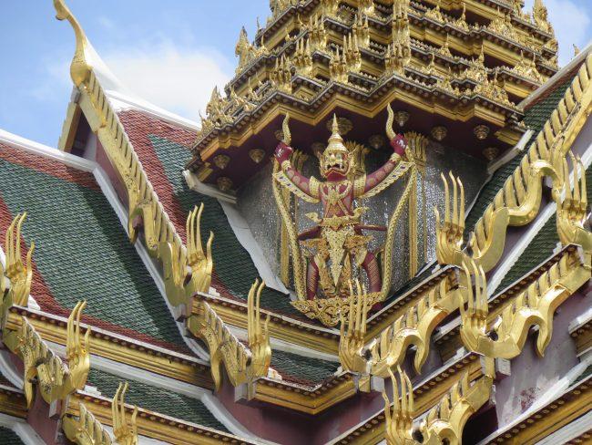 Información del Palacio Real de Bangkok