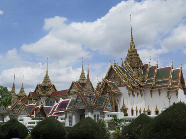 Palacio de Bangkok similar al de Phnom Penh