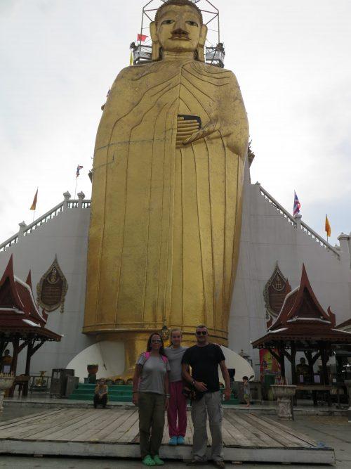 Fuera de los circuitos turísticos de Bangkok