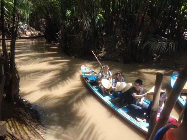 Actividades en el Delta del Mekong