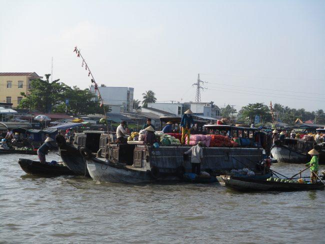 Turismo en el Sur de Vietnam