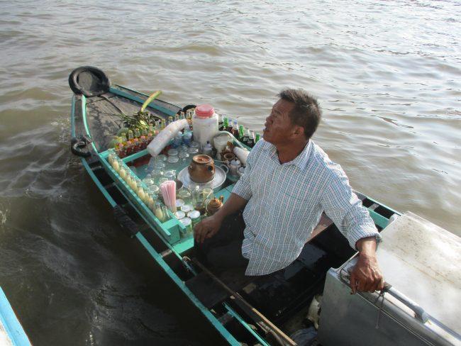 Mercado Flotante de Phung Hiep