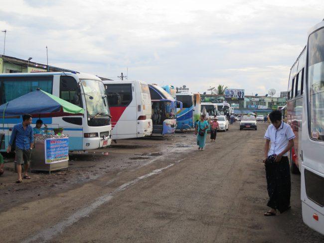 Lo peor de Myanmar