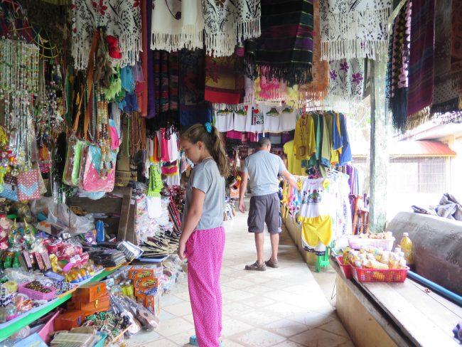 Los productos más típicos de Myanmar