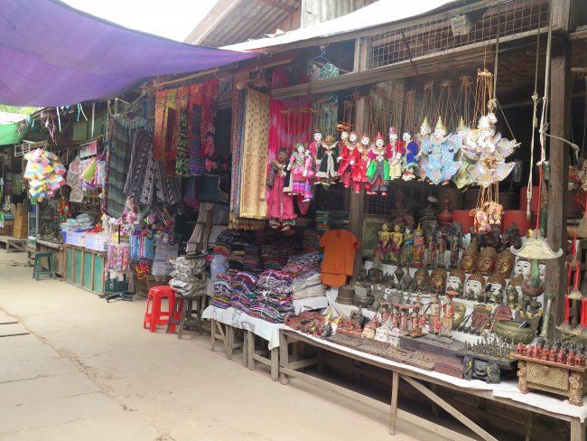 Marionetas Myanmar