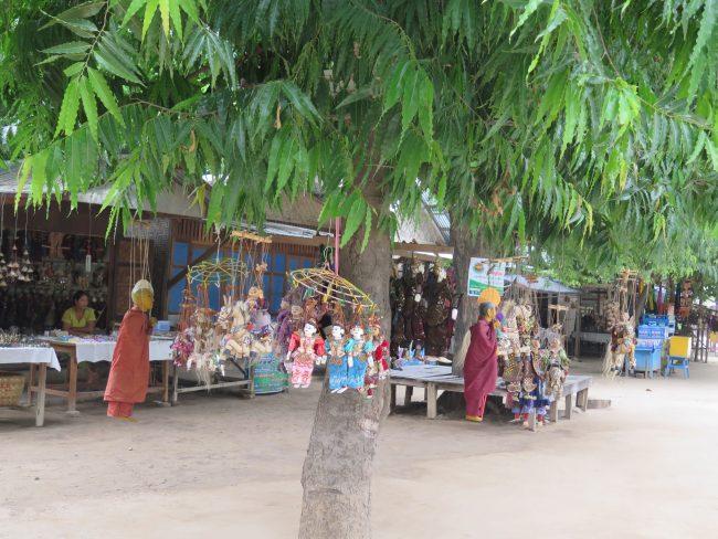 Precios souvenirs Myanmar