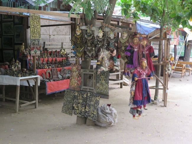Precio marionetas Myanmar
