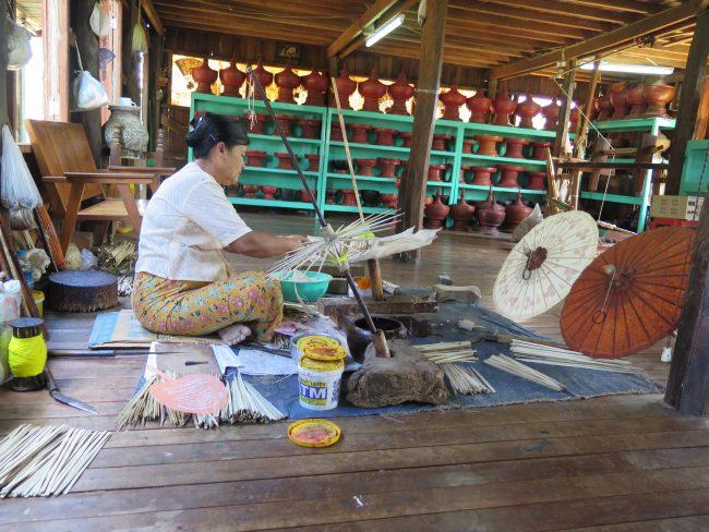 Los mejores lugares para hacer compras en Myanmar