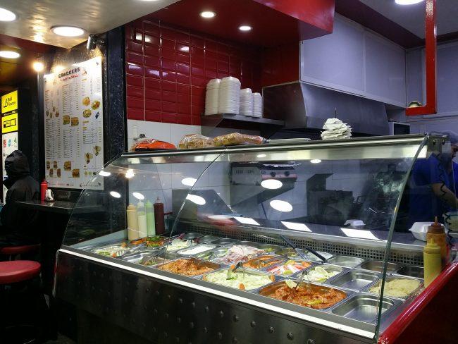 Comida rápida en Líbano