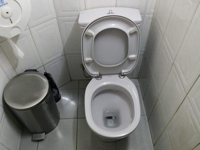 Dónde ir al baño en Líbano