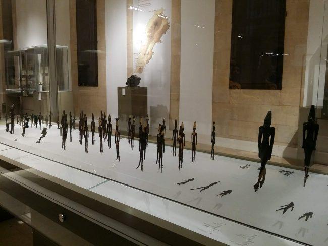 Las mejores piezas de la colección del Museo Nacional de Beirut
