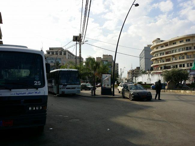 Cómo llegar a Sidón en Transporte Público