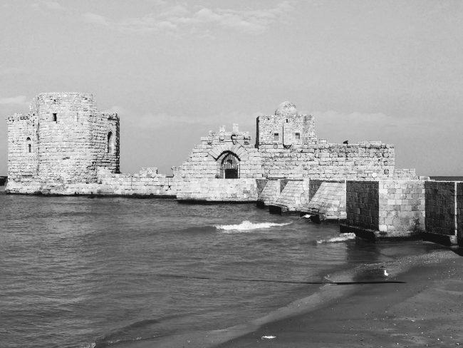 Castillos Cruzados de Líbano