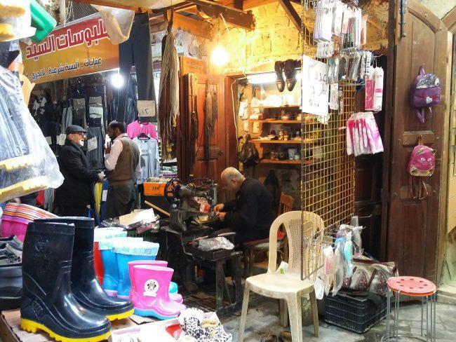 Oficios artesanales Líbano