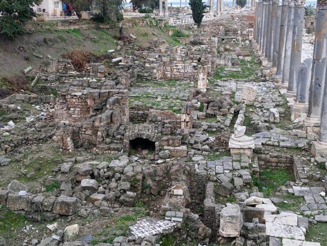 Lugares arqueológicos de Tyr