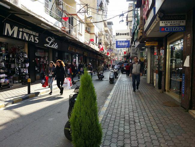 Historia de los Armenios en Líbano