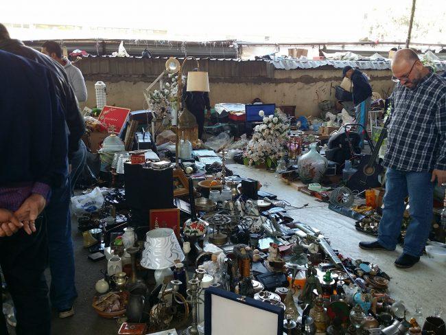 Objetos de segunda mano en Beirut