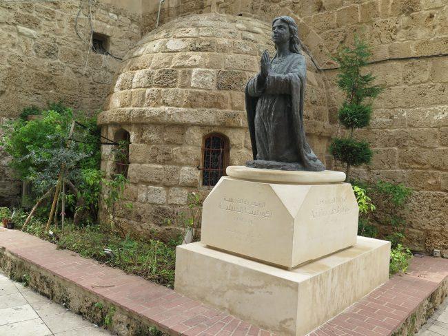 Los mártires de Líbano