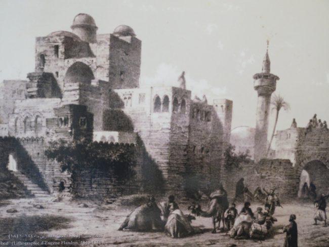 Otomanos en Líbano