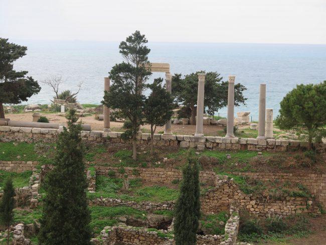 Ruinas de Biblos
