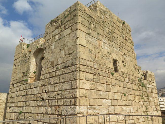 Castillos de los Cruzados en Oriente Medio