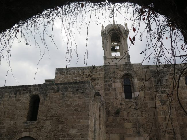 Catedral de San Juan Bautista de Biblos