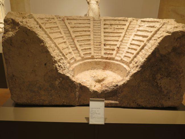 Curiosidades del Museo Nacional de Beirut