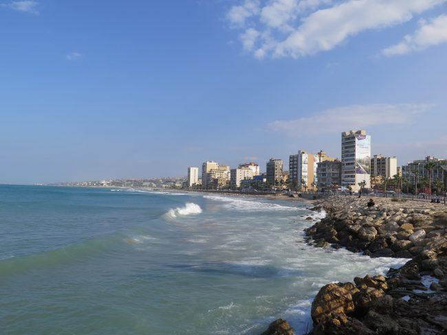 Ciudades del Sur de Líbano