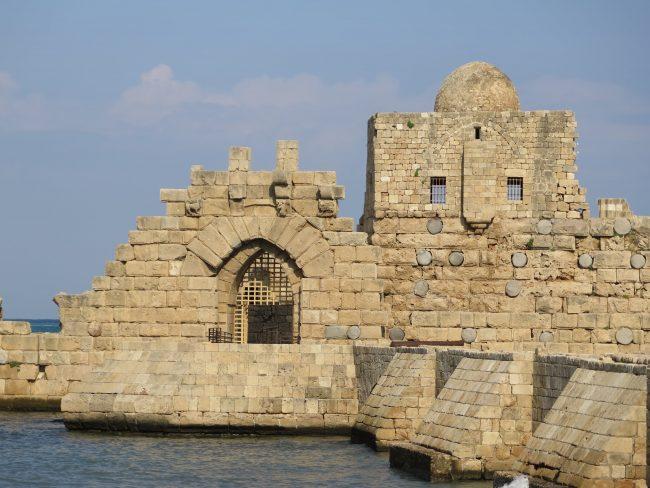 Construcciones de los Cruzados en Tierra Santa